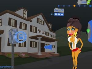 Онлайн игра Гламурная чика (Douchebags Chick) (изображение №6)
