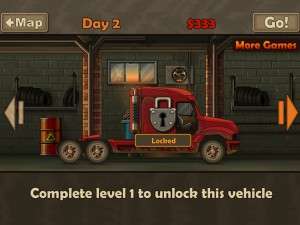Онлайн игра Дави зомби часть 2 (Earn to Die 2012 part 2) (изображение №5)