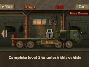 Онлайн игра Дави зомби часть 2 (Earn to Die 2012 part 2) (изображение №6)