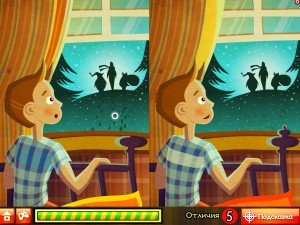 Онлайн игра Пингвины Санты (Santa Penguin) (изображение №7)