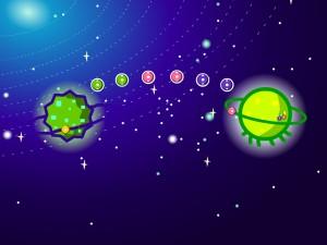 Онлайн игра 8 Планет Зума (8 Planets ) (изображение №2)