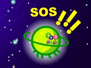 Онлайн игра 8 Планет Зума (8 Planets ) (изображение №3)