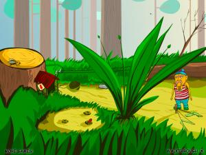 Онлайн игра Грядка ужаса (Horror Plant) (изображение №2)