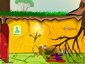 Онлайн игра Грядка ужаса (Horror Plant) (изображение №3)