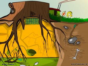 Онлайн игра Грядка ужаса (Horror Plant) (изображение №4)