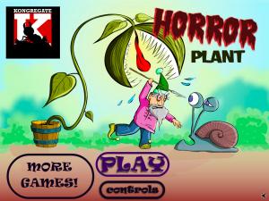 Онлайн игра Грядка ужаса (Horror Plant) (изображение №6)
