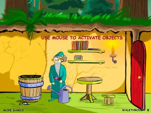 Онлайн игра Грядка ужаса (Horror Plant) (изображение №1)