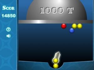Онлайн игра Прыгучие шары (Bouncing Balls) (изображение №2)