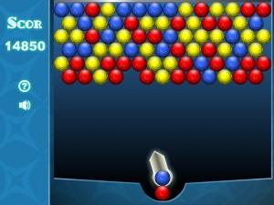Онлайн игра Прыгучие шары (Bouncing Balls) (изображение №3)