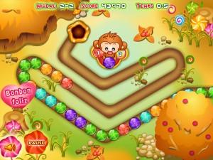 Онлайн Конфетная игра Зума (Bonbon Zuma ) (изображение №6)