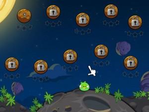 Онлайн игра Злые птицы в космосе  (Angry Birds Space) (изображение №6)