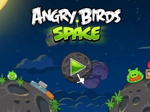 Злые птицы в космосе