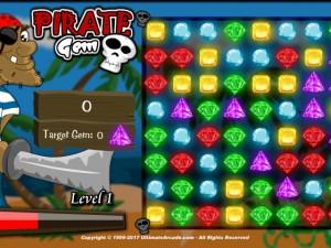 Онлайн игра Жемчужина пиратов (Pirate Gem) (изображение №3)