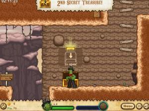 Онлайн игра Кактус Маккой 1: Проклятие и новые способности (Cactus McCoy and the Curse of Thorns) (изображение №15)