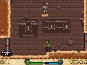 Онлайн игра Кактус Маккой 1: Проклятие и новые способности (Cactus McCoy and the Curse of Thorns) (изображение №13)