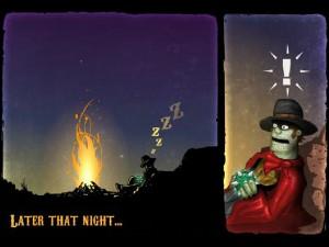 Онлайн игра Кактус Маккой 1: Проклятие и новые способности (Cactus McCoy and the Curse of Thorns) (изображение №9)