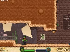 Онлайн игра Кактус Маккой 1: Проклятие и новые способности (Cactus McCoy and the Curse of Thorns) (изображение №6)