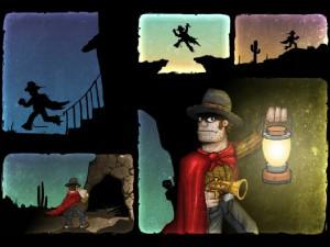 Онлайн игра Кактус Маккой 1: Проклятие и новые способности (Cactus McCoy and the Curse of Thorns) (изображение №4)