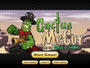 Кактус Маккой 1: Проклятие и новые способности