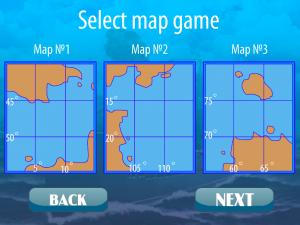 Онлайн игра Морской бой атака субмарины (Marine attack Submarine) (изображение №6)