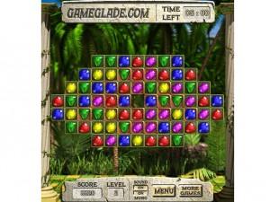 Онлайн игра Древние сокровища (Ancient jewels) (изображение №2)