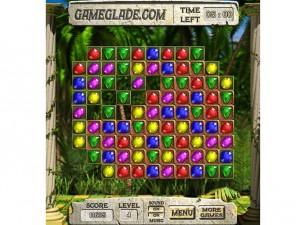 Онлайн игра Древние сокровища (Ancient jewels) (изображение №3)