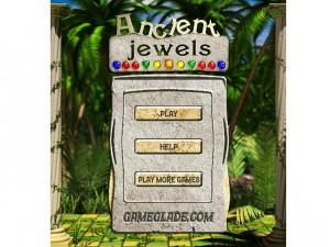 Онлайн игра Древние сокровища (Ancient jewels) (изображение №4)