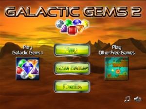 Онлайн игра Сокровища Галактики 2 (galactic gems 2) (изображение №2)