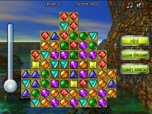 Онлайн игра Сокровища Галактики 2 (galactic gems 2) (изображение №1)