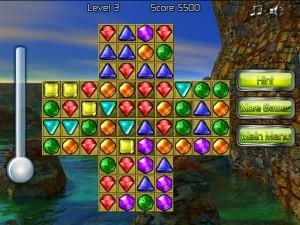 Онлайн игра Сокровища Галактики 2 (galactic gems 2) (изображение №3)