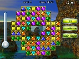 Онлайн игра Сокровища Галактики 2 (galactic gems 2) (изображение №5)