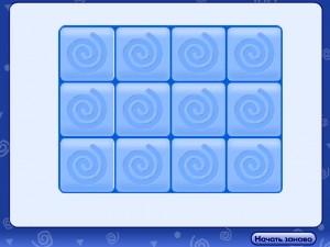 Онлайн игра Смешарики: Меморина (Smeshariki memory) (изображение №3)