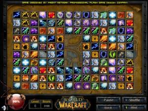 Игра Мир Варкрафта: Соеденения онлайн