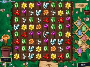 Игра Цветы Эдема онлайн