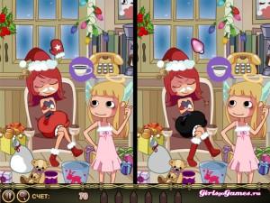 Онлайн игра Рождество Дэвелиш (Davelish Christmas) (изображение №5)