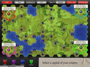Онлайн игра Империя Хекс (Hex Empire) (изображение №1)