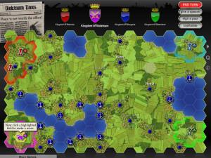 Онлайн игра Империя Хекс (Hex Empire) (изображение №2)