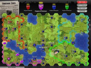 Онлайн игра Империя Хекс (Hex Empire) (изображение №3)