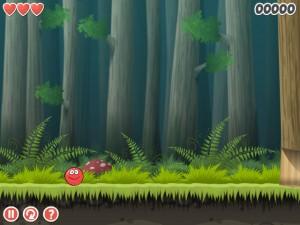 Онлайн игра Красный Шар 4 Часть 2 (Red ball 4 Vol.2) (изображение №3)