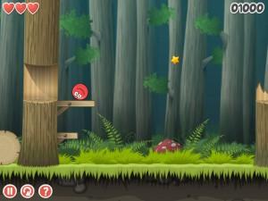 Онлайн игра Красный Шар 4 Часть 2 (Red ball 4 Vol.2) (изображение №5)