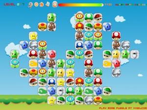 Игра Соединение Марио