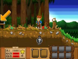Онлайн игра Лес с мертвецами (Alone Zombiewoods) (изображение №2)