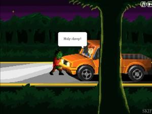 Онлайн игра Лес с мертвецами (Alone Zombiewoods) (изображение №3)