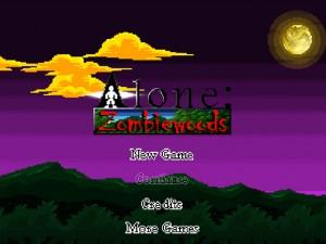 Онлайн игра Лес с мертвецами (Alone Zombiewoods) (изображение №5)