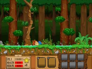 Онлайн игра Лес с мертвецами (Alone Zombiewoods) (изображение №6)