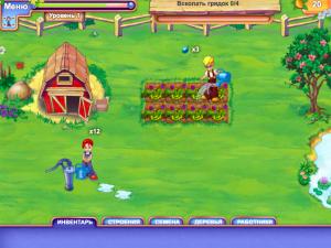 Онлайн игра Кризис на ферме 2 (Farm Craft 2) (изображение №3)