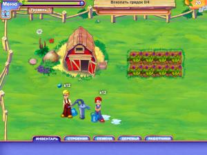 Онлайн игра Кризис на ферме 2 (Farm Craft 2) (изображение №6)