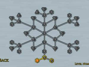 Онлайн игра Огонь и Вода 3: В Ледяном храме (Fireboy and Watergirl 3: In The Ice Temple) (изображение №6)