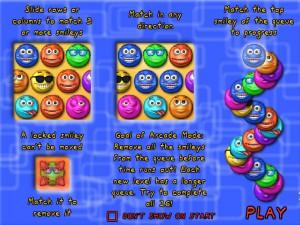 Онлайн игра Веселые пазлы 2 (Smiley Puzzle 2) (изображение №2)
