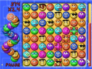 Онлайн Игра Веселые пазлы 2 (Smiley Puzzle 2) (изображение №1)